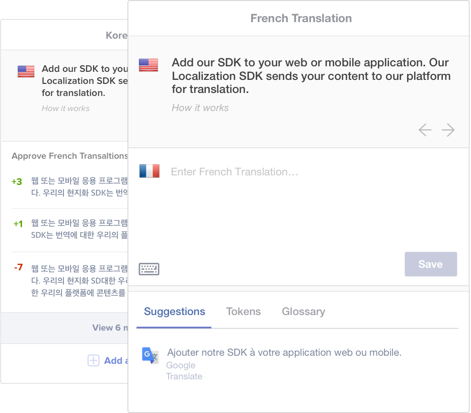 Translation Tools